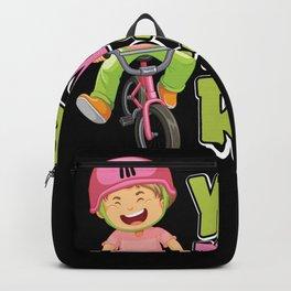Children's Bike Gift Boys Girls Backpack