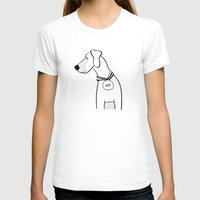 great dane T-shirts featuring great dane by klipface