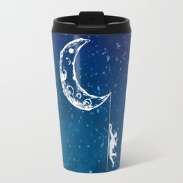 Moon Climbing Travel Mug