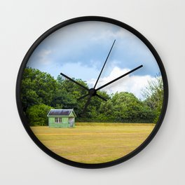The Shed Wall Clock