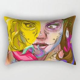 Oktapodi Rectangular Pillow