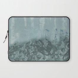 Underwater Ledge Laptop Sleeve