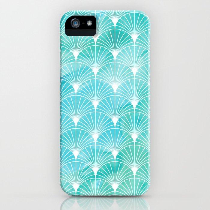 Mermaid Fans: Maldives Sea iPhone Case