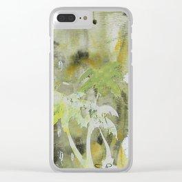Cotica N°101 Clear iPhone Case