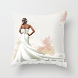 Marier Throw Pillow