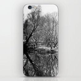 Mirror inside iPhone Skin