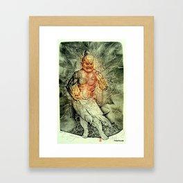 Agyoo Framed Art Print