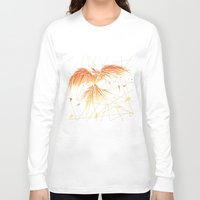 phoenix Long Sleeve T-shirts featuring Phoenix by ARCHIGRAF
