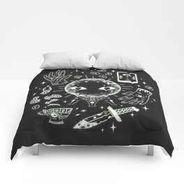 I See Your Future: Glow Comforters