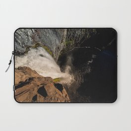 Fear of Heights - Palouse Falls Laptop Sleeve