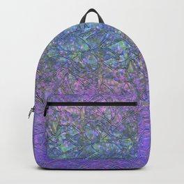 Sparkley Grunge Relief Background G181 Backpack
