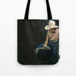Space_cowboy Tote Bag