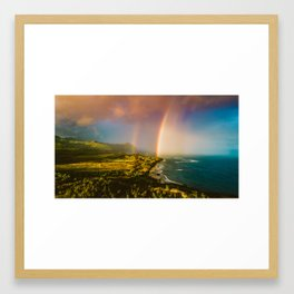 Kauai Magic Framed Art Print