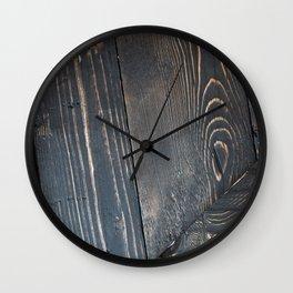 Barnwood Wall Clock