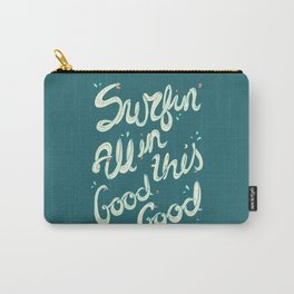 SURFIN' ALL IN THIS Carry-All Pouch