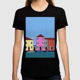 Isola di Burano, Italy T-shirt