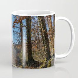 A beautiful day in the woods Coffee Mug