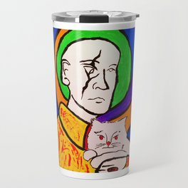 Sketchbook Series: Fear and Loathing in a Volcano Lair Travel Mug