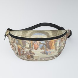 Original The School of Athens Fanny Pack