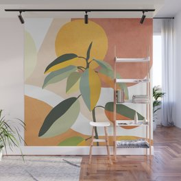 Colorful Branching Out 13 Wall Mural