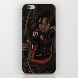 Knight of Wilds iPhone Skin
