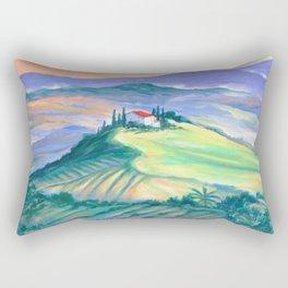 Tuscany Retreat I Rectangular Pillow