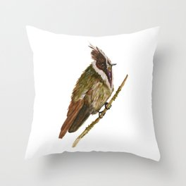 Buffy Helmetcrest Throw Pillow