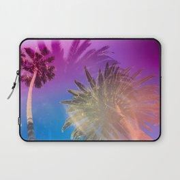 Palm Tree Skyline Laptop Sleeve