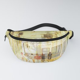 Memories from Lisbon Fanny Pack