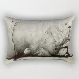 Magic Paintbrush Rectangular Pillow