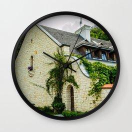 Antique street Wall Clock
