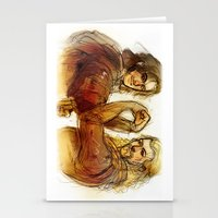 fili Stationery Cards featuring Fili and Kili by Boisson