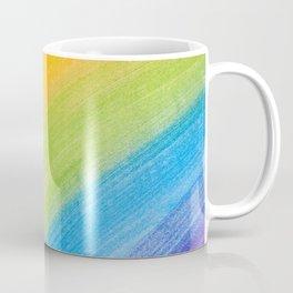 Rainbow Paint Coffee Mug