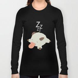 Sleepy Poro Long Sleeve T-shirt