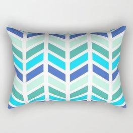 SPRING CHEVRON 2 Rectangular Pillow