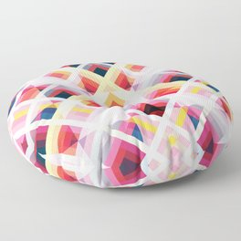 Retro Rougarou Floor Pillow