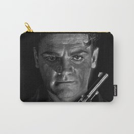 James Cagney - © Doc Braham; All Rights Reserved. Carry-All Pouch