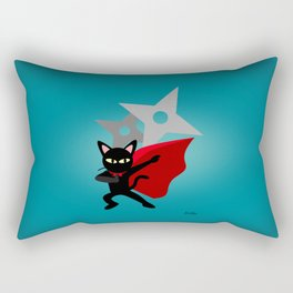 The hero came Rectangular Pillow