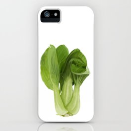 Baby Bok Choy iPhone Case