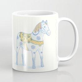 Memories of a wooden horse Coffee Mug