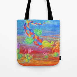 Thirsty Tote Bag