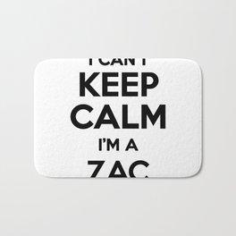 I cant keep calm I am a ZAC Bath Mat