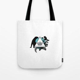 The jungle book - Bagheera panther Tote Bag