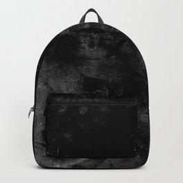 Black as coal Backpack