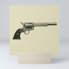 Revolver Mini Art Print