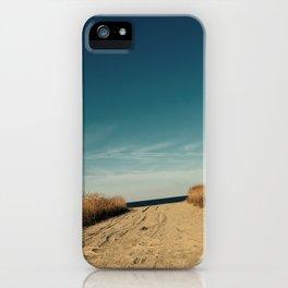 Bowers Beach iPhone Case