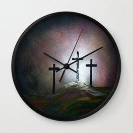 Still the Light Wall Clock