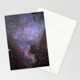 North American Nebulae. The Milky way. North America Nebula Stationery Cards