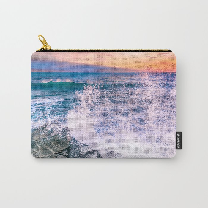 Surf Atlantic Rocky Coast Carry-All Pouch