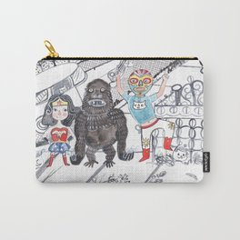Candy Bandits Carry-All Pouch